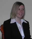 Sandy Symon-More, Grigor & Young, Solicitors and Estate Agents, Elgin and Forres, Moray