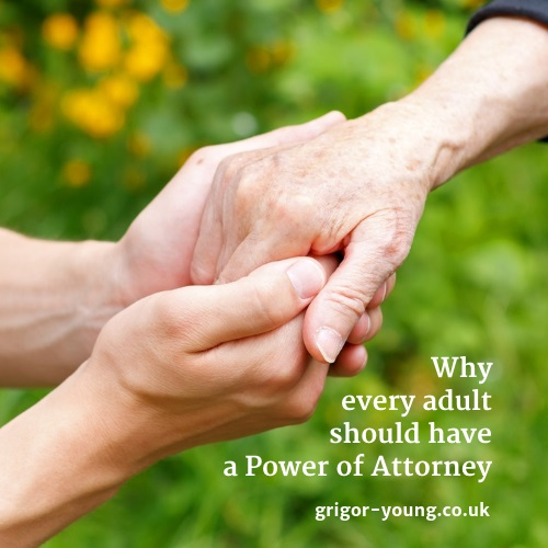 Why every adult should have a power of attorney