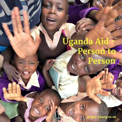 Uganda Aid - Person to Person