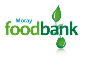Moray Foodbank Wordmark