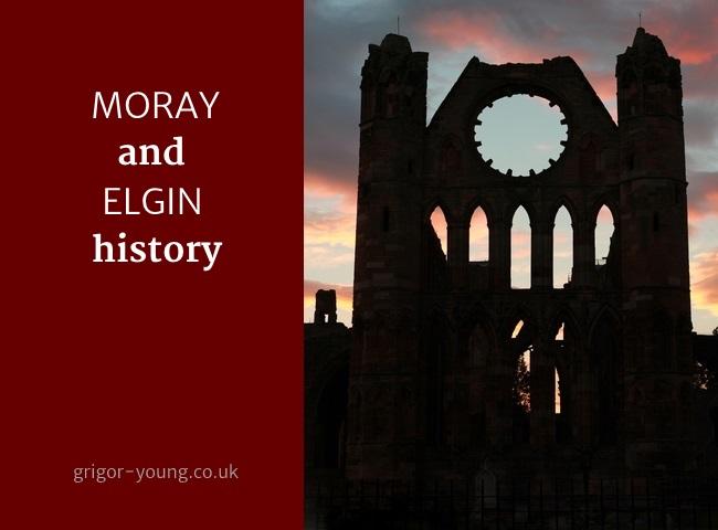 Elgin Cathedral, Moray, Scotland