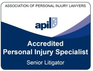 APIL Senior Litigator Accreditation