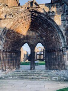 Entrance-to-Elgin-Cathedral-Moray-Scotland